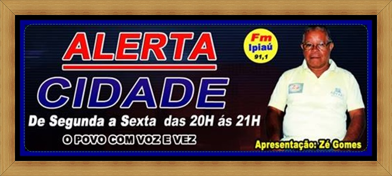 Ouça de segunda a sexta na Ipiaú FM