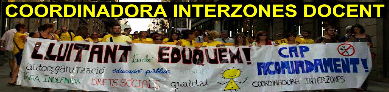 COORDINADORA INTERZONES DOCENT