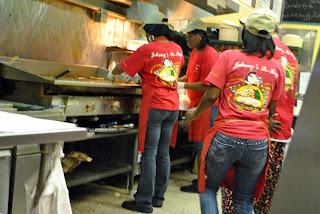 Johnnys Po Boy Restaurant New Orleans