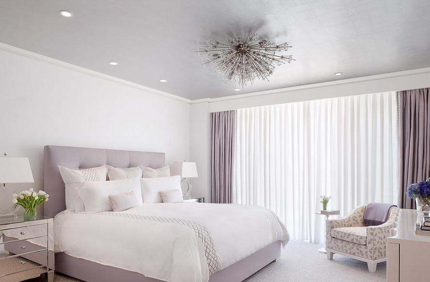 Дизайн спальни 9 м.к