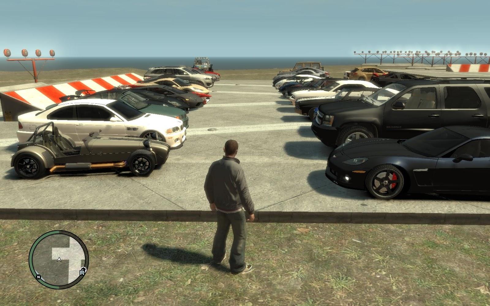 Download Game GTA IV For PC RIP Version - Nylutak