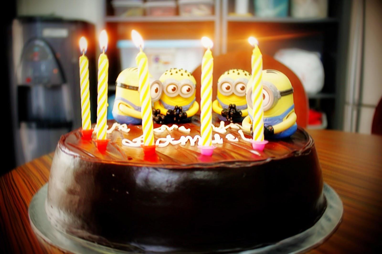 Joanns Blog Sammys Birthday Cake