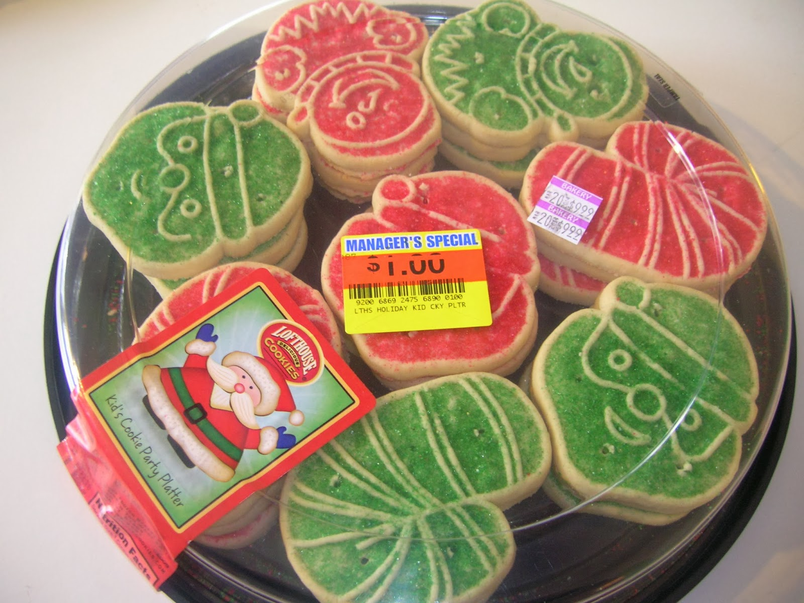 durhamonthecheap bargain shopping at kroger christmas cookies on clearance - Kroger Christmas Hours