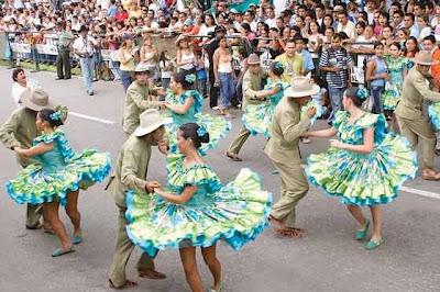 Bailes en Villavicencio Meta - Colombia - que visitar