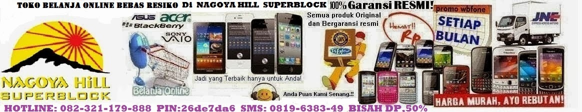 Nagoya Hill Superblock Batam