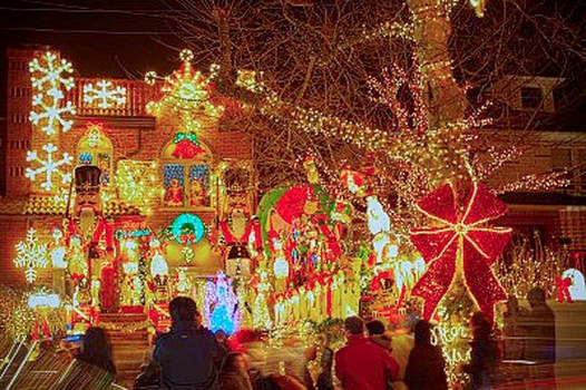 Timeshare rentals blog top 3 u s cities for Best cities to visit at christmas in the us