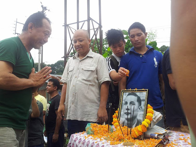 Kadamtala Youth Club observed Shaeed Diwas on Martyr day of Major Durga Malla on the 'Balidaan Diwas'