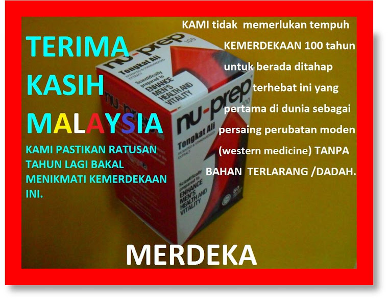 MERDEKA, MERDEKA, MERDEKA TERIMA KASIH MALAYSIA