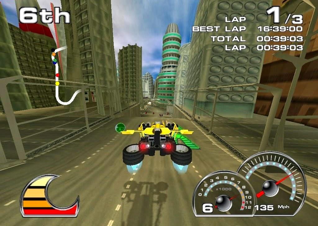 Drome Racers screenshot