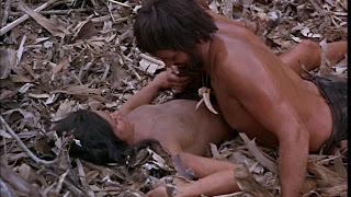 Caveman sex scene