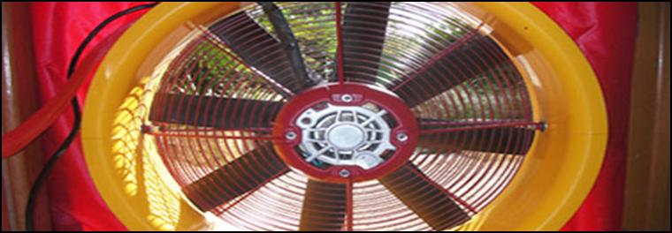 SIMOTEST: Test d'étanchéité à l'air.         Bureau d'étude et de contrôle thermique des bâtiments.