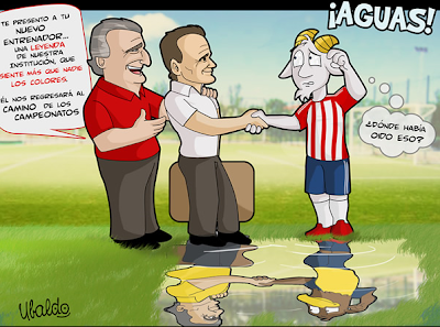 cartoon chivas