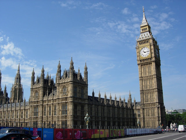 Parliament House and Big Ben