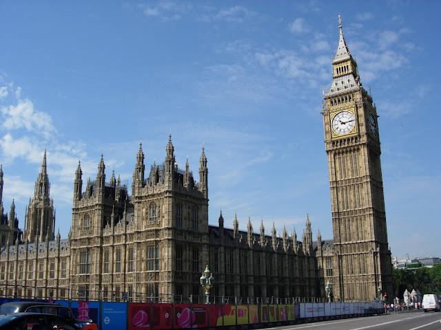 Parliament House and Big Ben