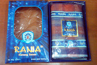 sarung tenun rania
