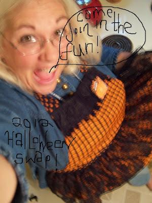 halloween swap