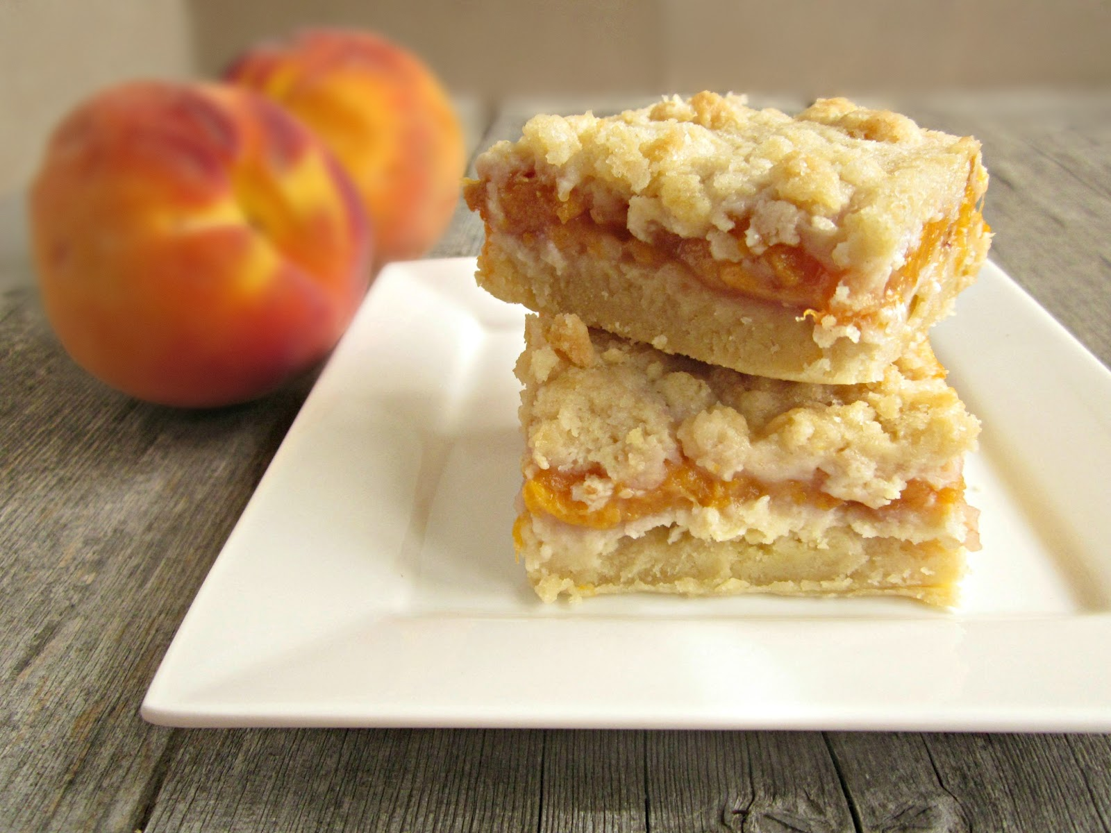 crumble bars peach crumb bars our precious peaches we peach crumb bars ...