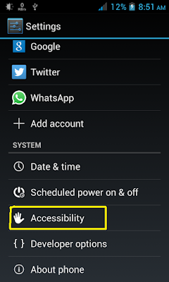 Android Will Talk Without Any Software