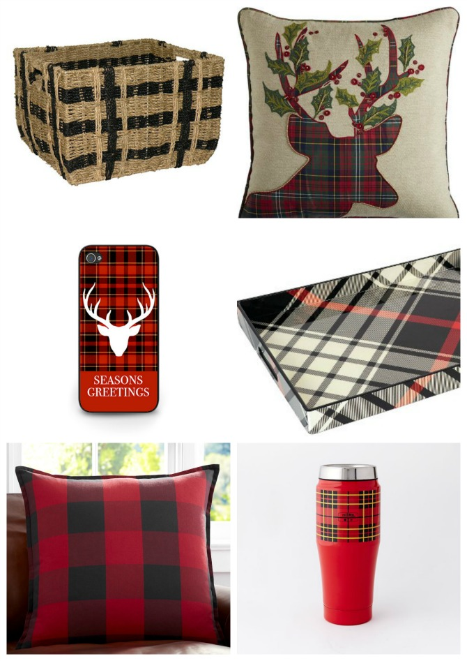 Holiday Gift Guide To Shopping For Plaid