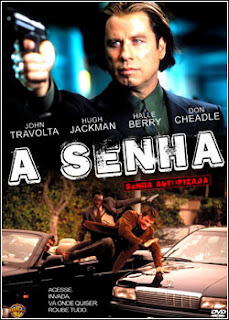 Download - A Senha DVDRip - AVI - Dublado