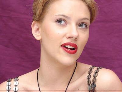 Scarlett Johansson Hot Wallpaper