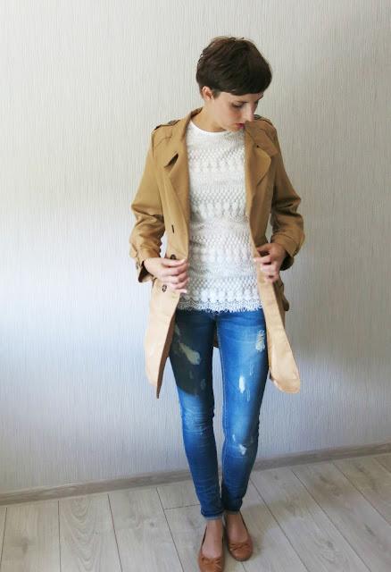 Jesienny płaszczyk od NewDress.
