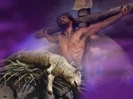 Jesus Lamb of God - Artist unknown