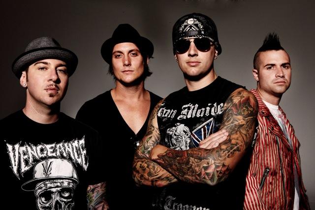 bandsand respect metallica beatles band avenged sevenfold