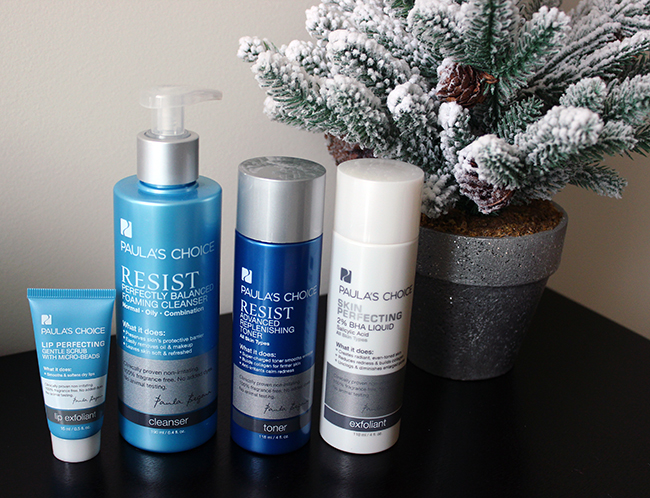 My Paula's Choice Personalized Skin Care Routine: Treating ...