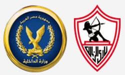 مشاهدة مباراة الزمالك و إتحاد الشرطة اليوم 14-6-2014 بث مباشر الدوري المصري