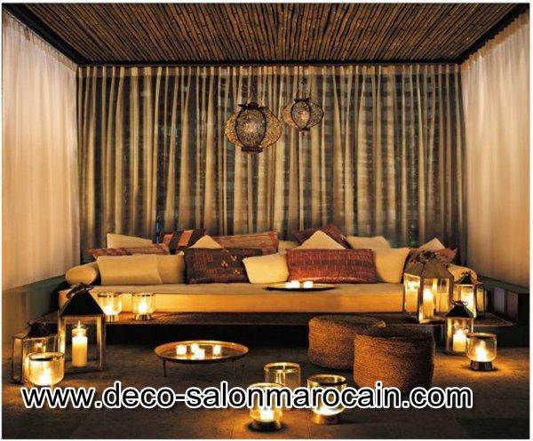 dcoration orientale - Decoration Orientale Moderne Salon