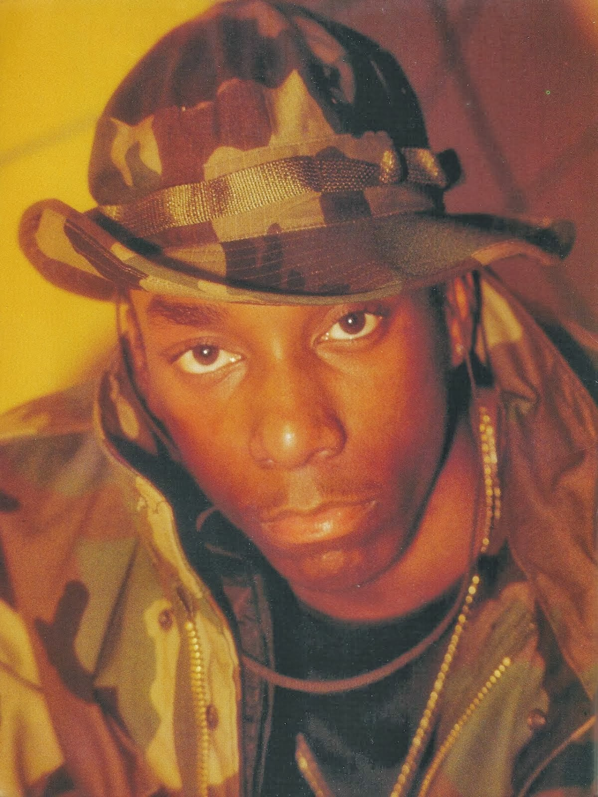 In Memorian Big L  Nascimento: 30 de maio de 1974,Falecimento: 15 de fevereiro de 1999