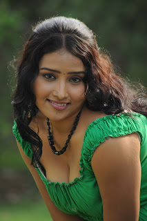 Dorakadu Movie Heroine Hot Cleavage Pics