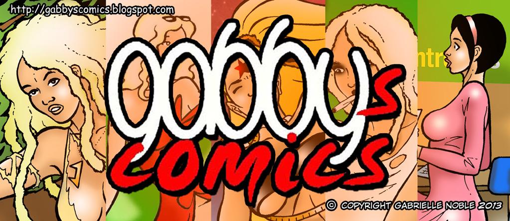 Link to GABBY'S COMICS main blog!