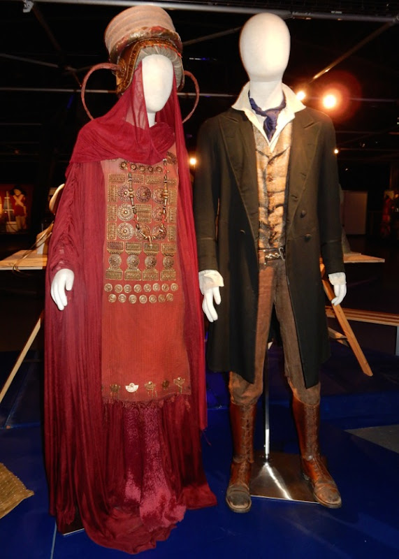 Sisterhood of Karn and Eighth Doctor Who costumes