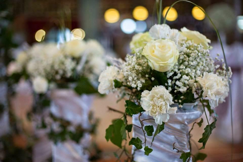 Цветна Декорация за Сватба