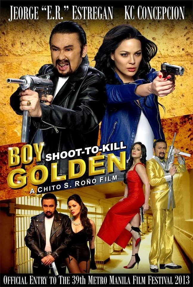 Boy Golden: Shoot to Kill (2013)