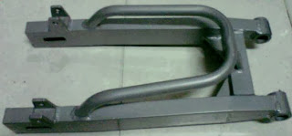 Swing Arm supertrack RX King