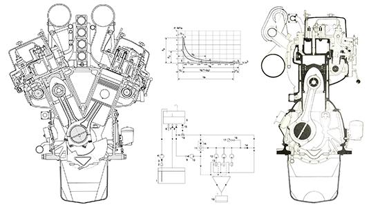 Дизельные двигатели NOHAB Polar F20