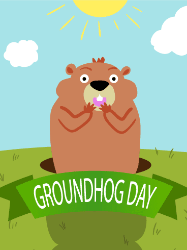 rundangerously: Happy Groundhog Day 2016!