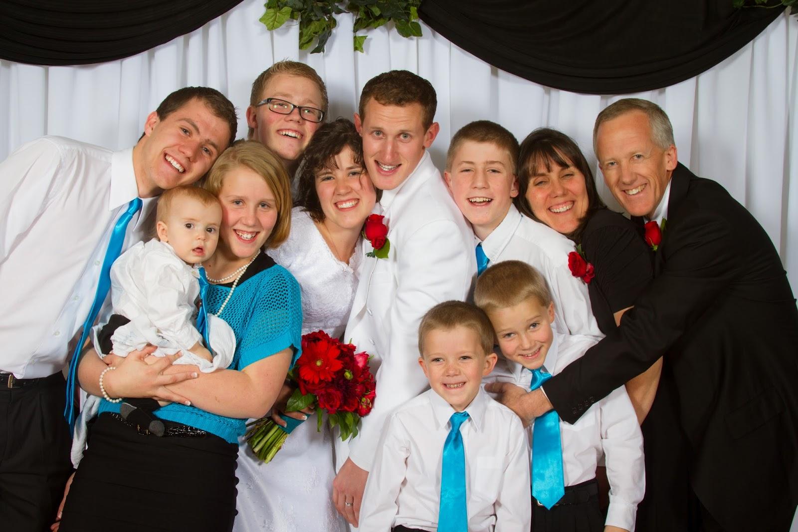 Brian Olsen Family