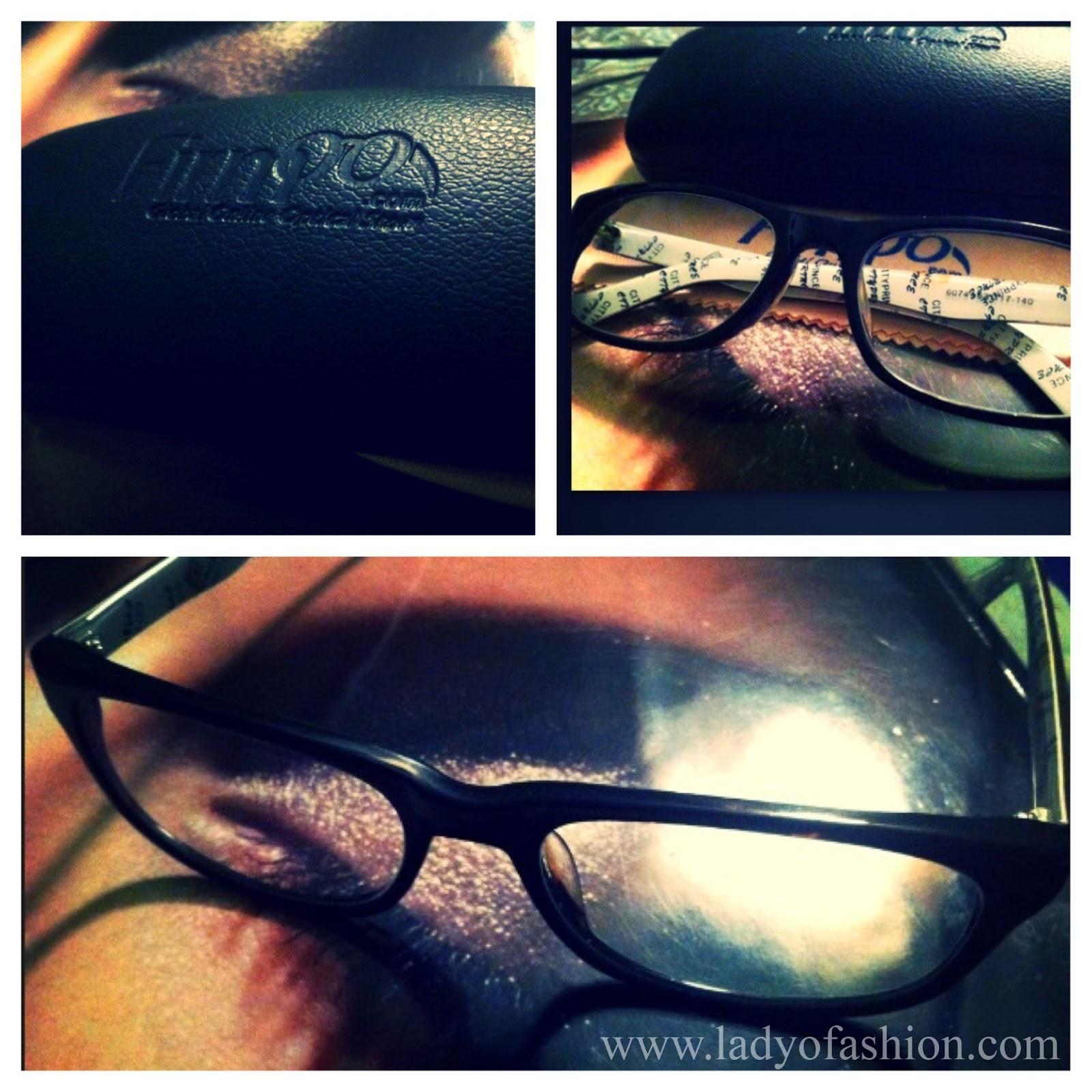 Firmoo Eyeglasses Style Blogger