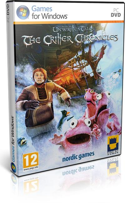The Book of Unwritten Tales The Critter Chronicles PC Full Descargar 2012 