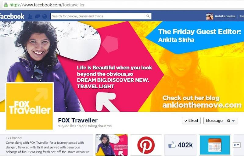 Featured On Fox Traveller