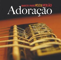 CD Adoração Voz & Violão