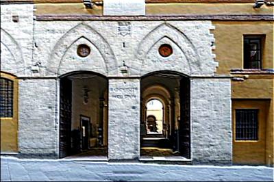 Siena, La Sapienza