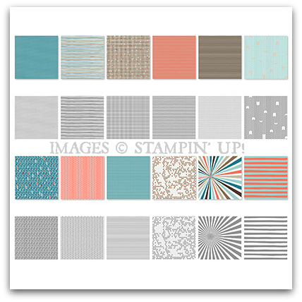 Stampin' Up! Then Now Digital Kit