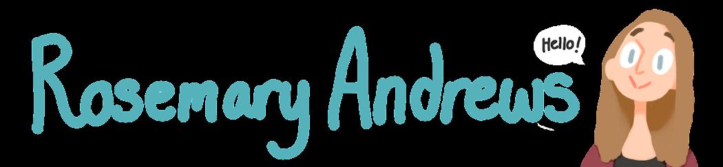 Rosie Andrews Blog