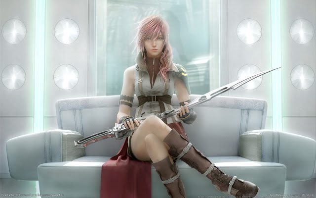 final fantasy 13 square enix jrpg rpg japanese role playing game