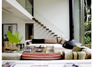 Mesa centro sala de estar